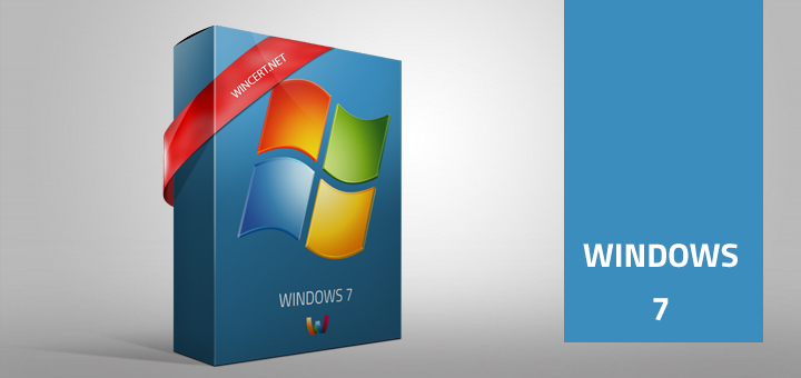 Windows 7 Box,domain logon,admin pack